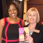 Sarita's book signing following presentation at National Mgmt Association (NMA) Conference in San Antonio, TX