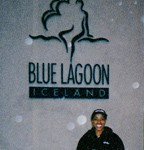 Blue Lagoon spa was a highlight while speaking in Reykjavik, Iceland